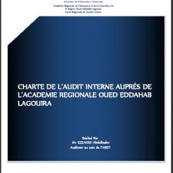 Charta der Internen Revision durch den Direktor des Zentrums durchgeführt